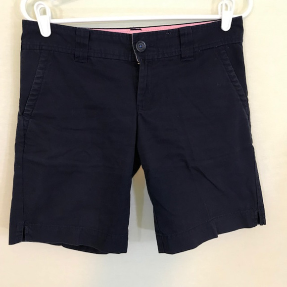 Lilly Pulitzer Pants - Lilly Pulitzer womens navy blue shorts